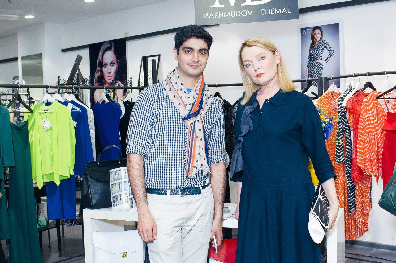Презентация новой коллекции бренда MD от Джамала Махмудова / Страница - 1