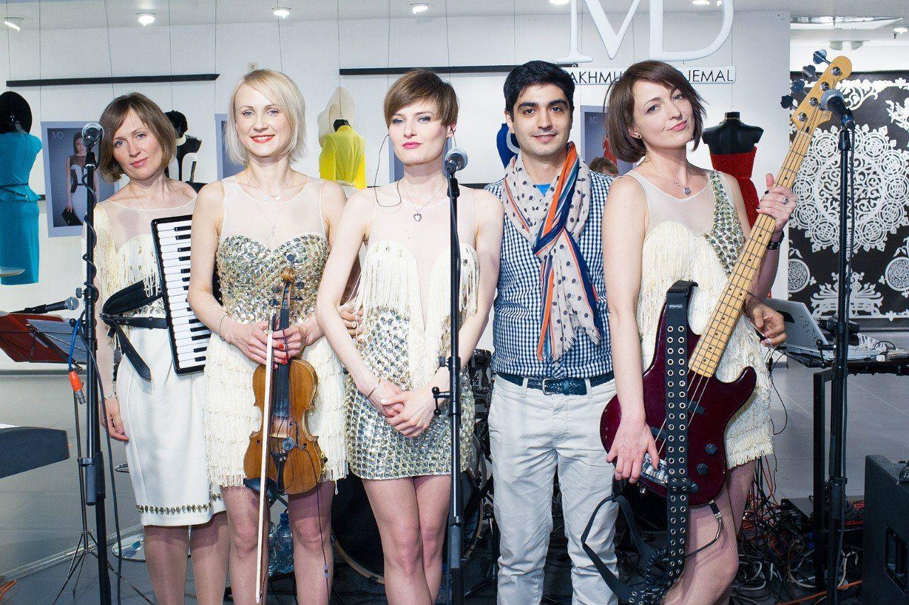 Презентация новой коллекции бренда MD от Джамала Махмудова / Страница - 36