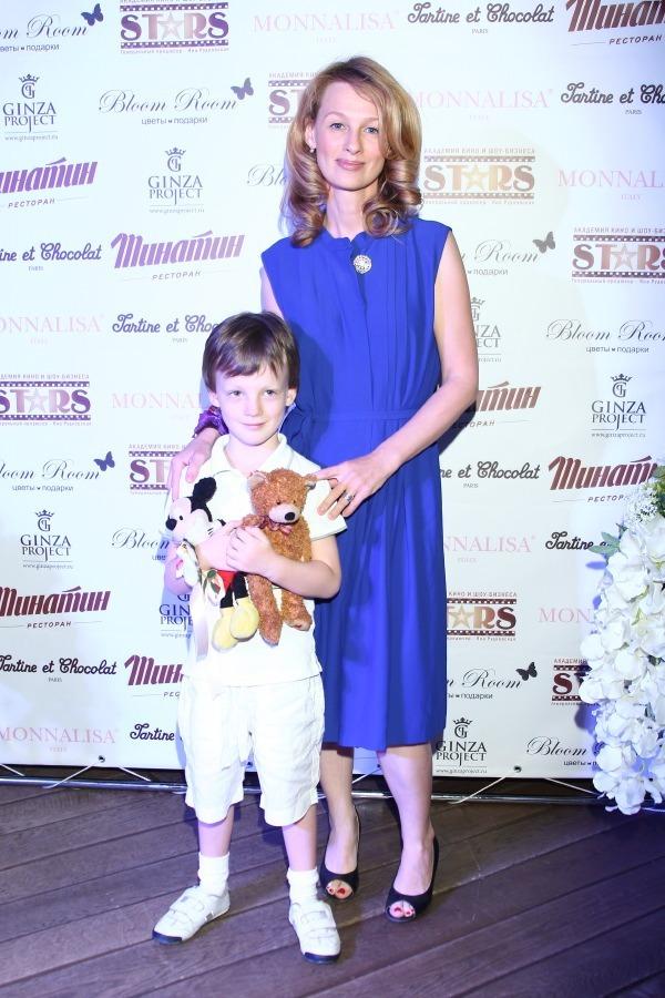 Празднование Международного дня защиты детей в ресторане Тинатин