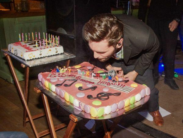 Празднование дня рождения Нодара Ревия (ресторан Балкон, 18.03.15) / Страница - 1