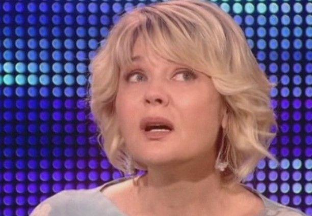 Юлия Меньшова расплакалась на программе Жена. Исторя любви (фото)