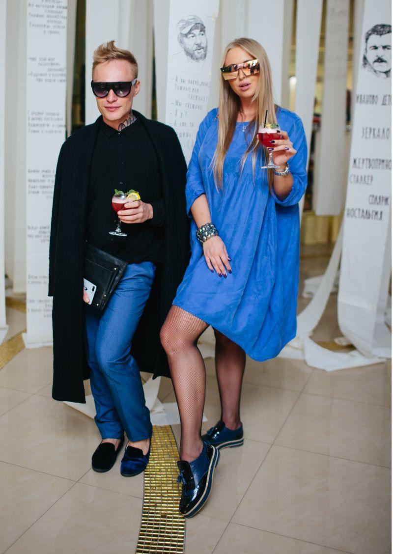 Открытие 7-ой Московской биеннале в Государственной Третьяковской галерее 18.09.17 (102 фото с мероприятия)