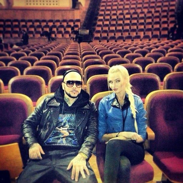 Тимати и Алена Шишкова Фото