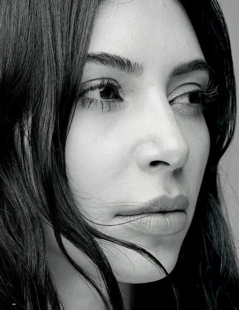 Ким Кардашян (Kim Kardashian) Love 2015 / Страница - 18