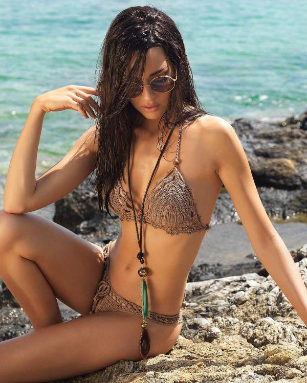 Пляжная одежда ReVeal CroChet Swimwear Фото - вязаные купальники (стильные подборки) / Страница - 8