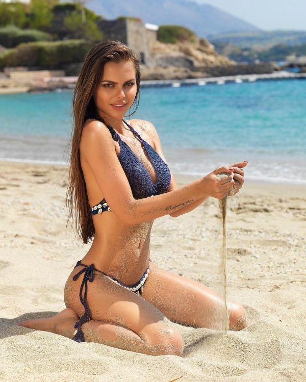 Пляжная одежда ReVeal CroChet Swimwear Фото - вязаные купальники (стильные подборки)