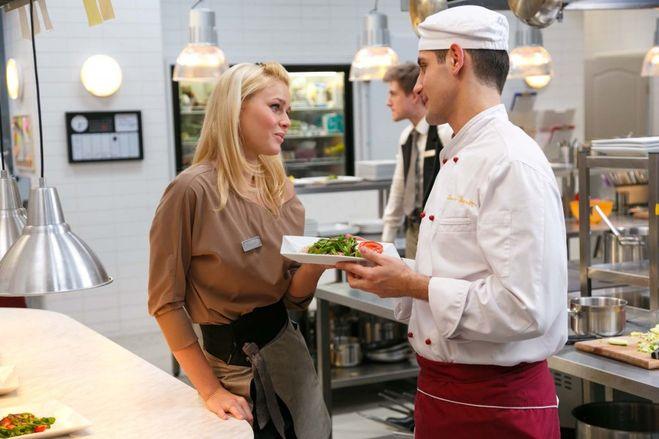 Мужчины фильмы про кухню и официантов ней