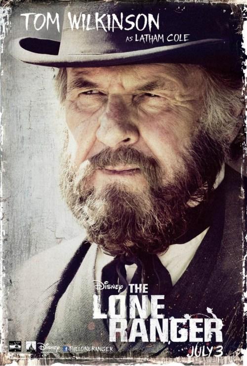 Постеры фильма с Джонни Деппом Одинокий рейнджер / Страница - 5