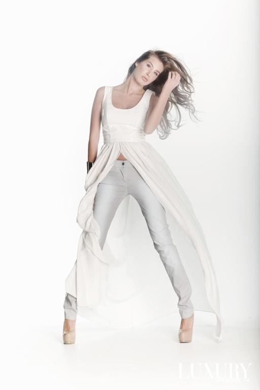 Кети Топурия сменила внешность для родного журнала LUXURY Кети Топурия Фото (Kety Topuriya Photo) русская певица, солистка группы А-Студио / Страница - 3