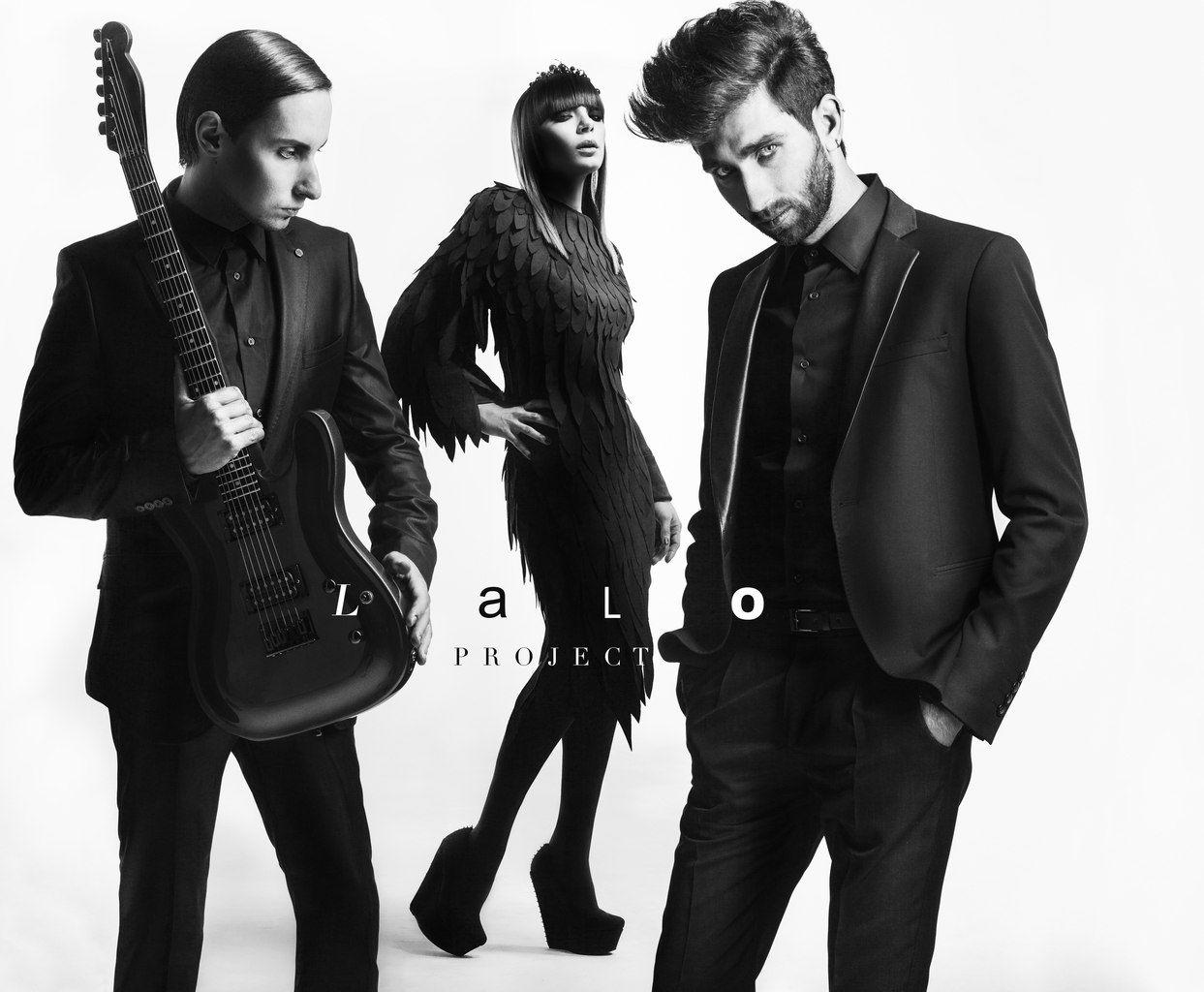 LALO Project Фото (ЛАЛО Проджект) группа из Украины, Ксюша Зотова, Игорь Ганевский и Владимир Шариков