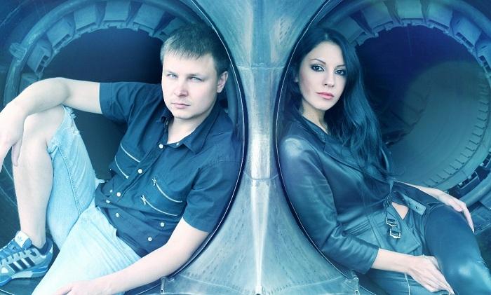 Мохито Фото (Mohito Photo) русская группа, Александра Стрельцова, Александр Нехворостной