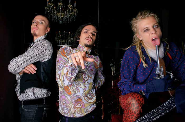 Quest Pistols Photo (Квест Пистолс Фото) украинская группа / Страница - 3