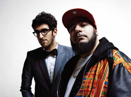 Chromeo Photo (Хромео Фото) электро дуэт из Монреаля