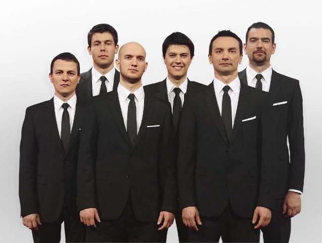 Klapa Ensemble Photo (Клапа Энсембл Фото) Евровидение 2013 Хорватия / Страница - 1