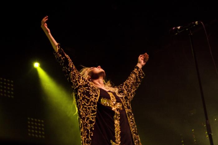 Концерт группы The Pretty Reckless в Москве