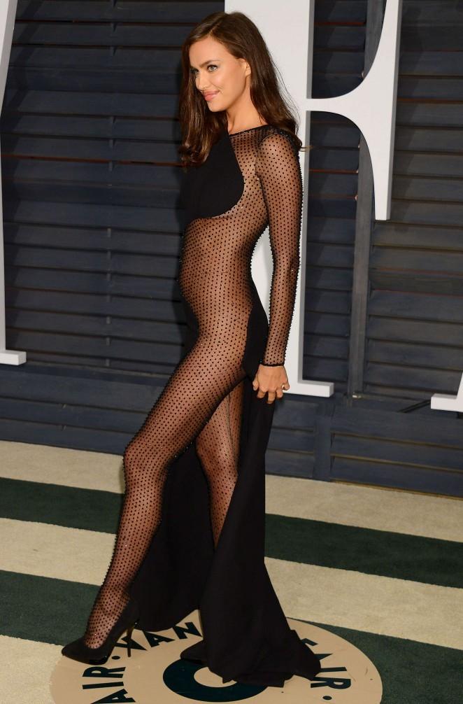 Звезды в прозрачных платьях - Фото