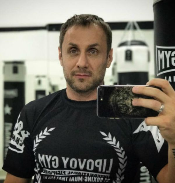 Александр Липовой (Aleksandr Lipovoy) Фото - спортсмен / Страница - 16