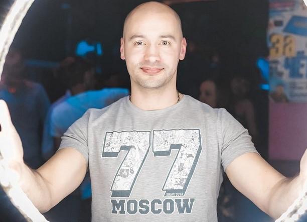Андрей Черкасов Фото - участник Дом-2, ведущий мероприятий