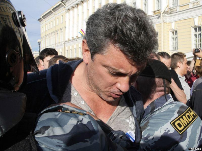 Борис Немцов (политик, общественный деятель) Фото / Страница - 2