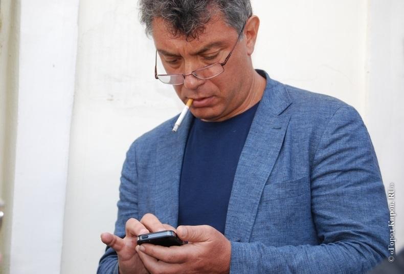 Борис Немцов (политик, общественный деятель) Фото / Страница - 13