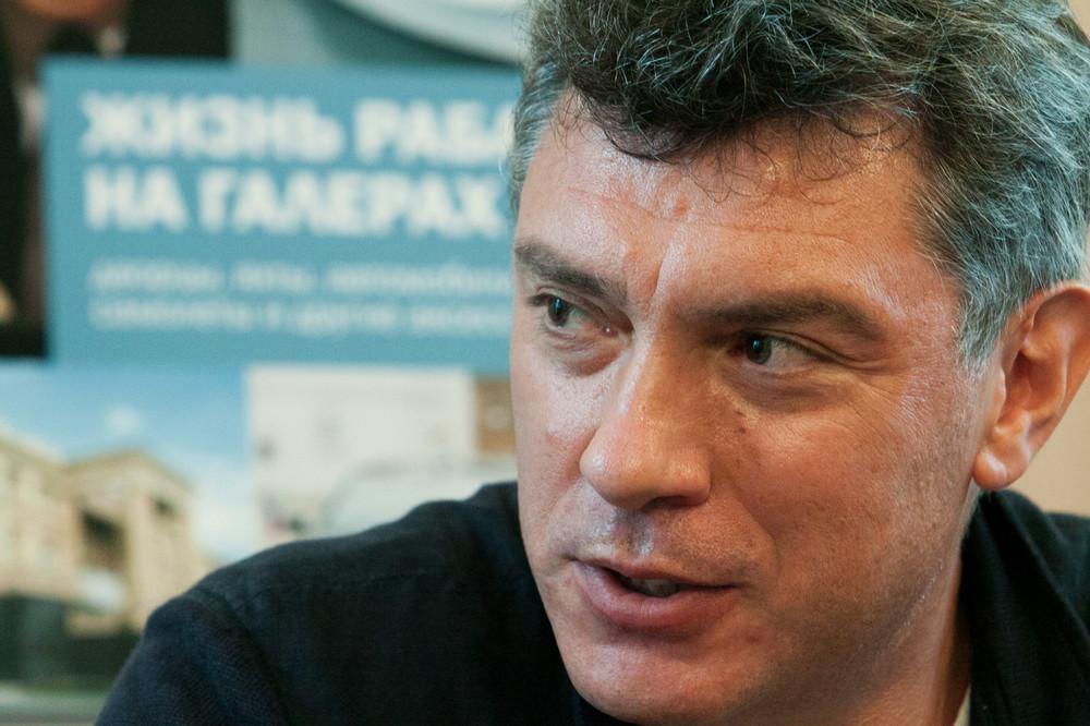 Борис Немцов (политик, общественный деятель) Фото / Страница - 14