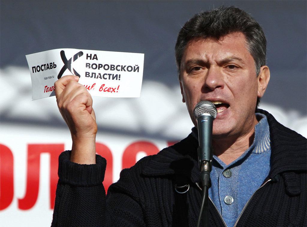 Борис Немцов (политик, общественный деятель) Фото / Страница - 15