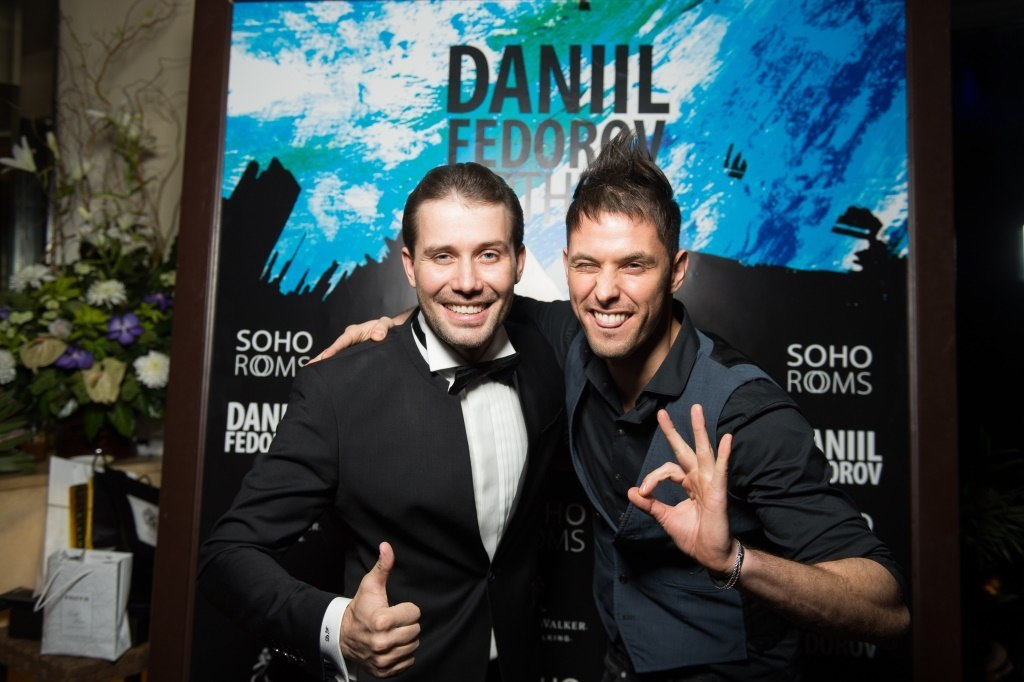 Даниил Федоров Фото - бизнесмен, ведущий, шоумен / Страница - 2