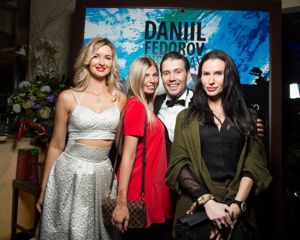 Даниил Федоров Фото - бизнесмен, ведущий, шоумен / Страница - 6