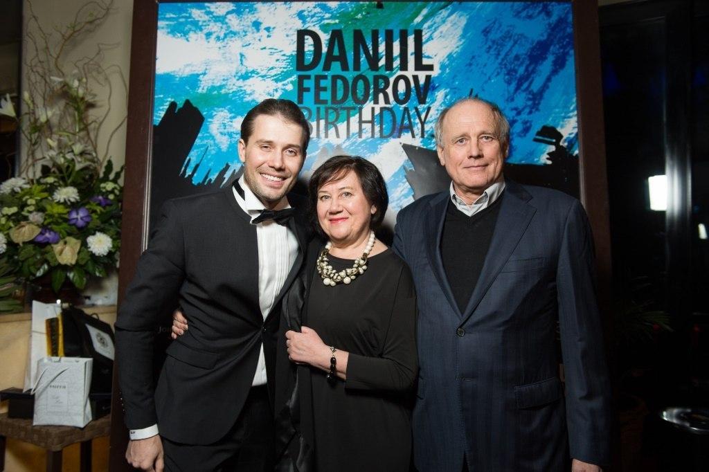 Даниил Федоров Фото - бизнесмен, ведущий, шоумен / Страница - 19