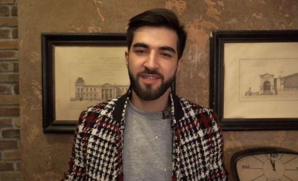 Эльман Зейналов Фото - певец, проект Новая Фабрика Звезд 2017