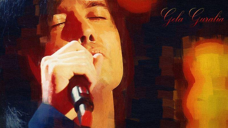Гела Гуралиа Фото (Gela Guralia Photo) певец из Грузии, обладатель редкого голоса, участник проекта Голос2 / Страница - 4