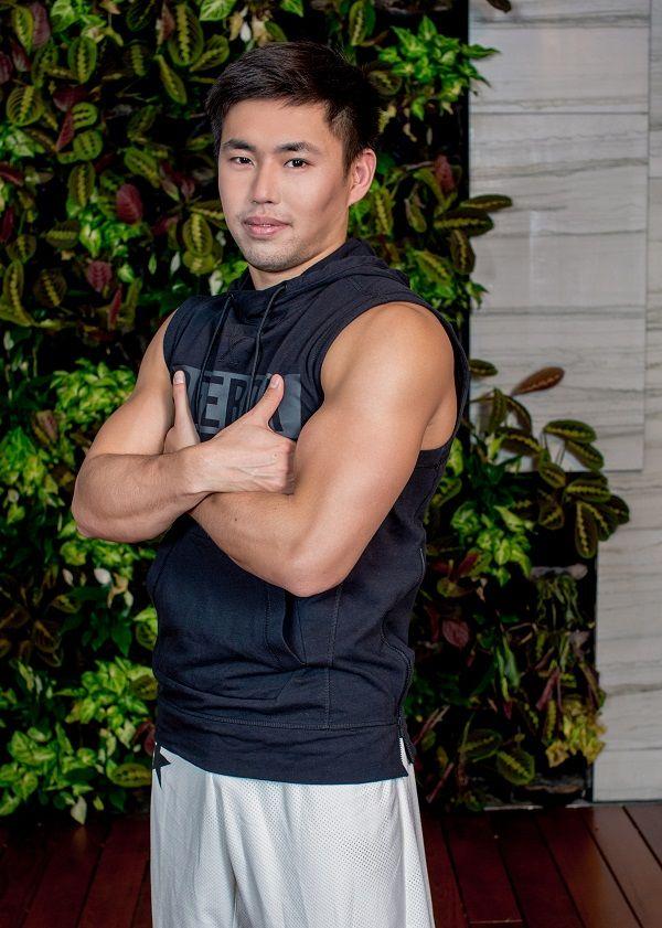 Игорь Ким Фото - спортсмен, телеведущий, мастер спорта самбо и дзюдо, главный тренер программы ГТО Тренинг / Страница - 3
