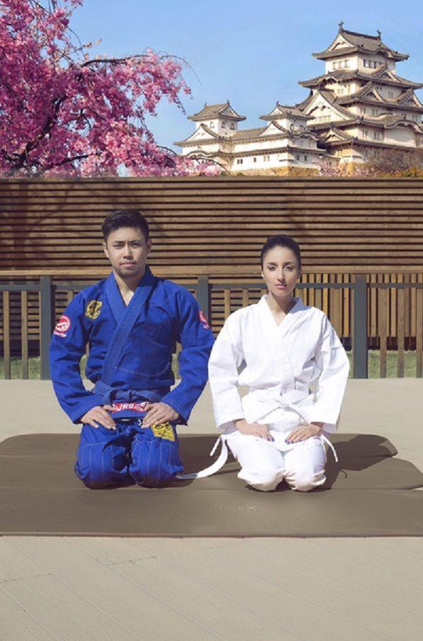 Игорь Ким Фото - спортсмен, телеведущий, мастер спорта самбо и дзюдо, главный тренер программы ГТО Тренинг