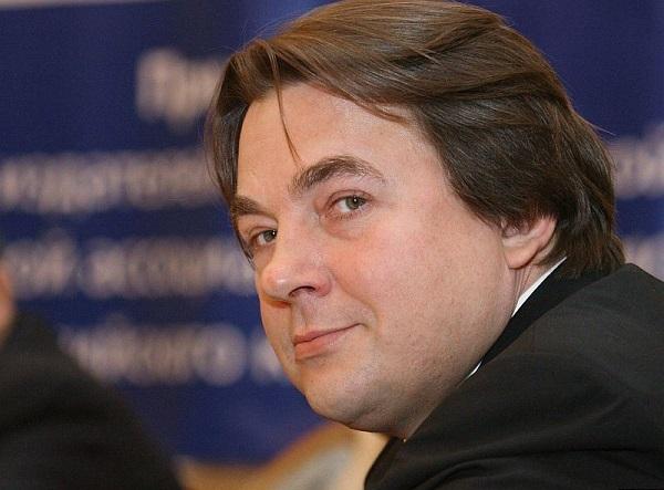 Константин Эрнст Фото (Konstantin Ernst Photo) генеральный директор Первого канала, продюсер / Страница - 3
