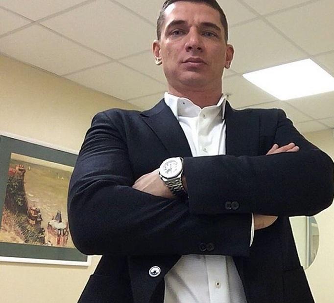 Курбан Омаров Фото - бизнесмен, муж Ксении Бородиной / Страница - 3