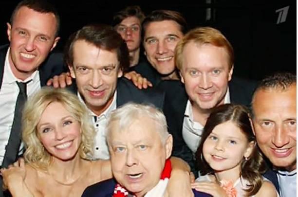 Олег Табаков Фото - актер театра и кино, художественный руководитель МХАТ и Табакерка, память / Страница - 2