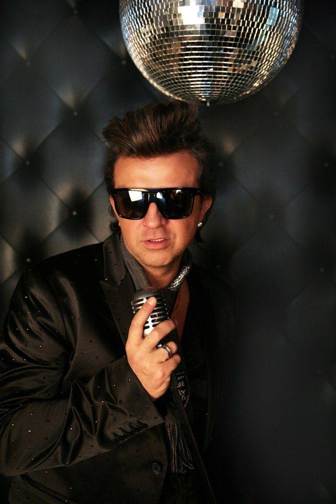 Рома Жуков Фото (Roma Jukova Photo) русский певец, звезда 80-ых