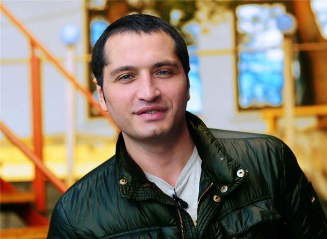 Рустам Солнцев (Калганов) Фото - участник проекта Дом-2