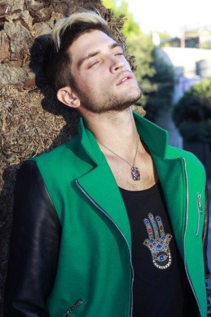 Вэл Никольский Фото (Val Nikolski Photo) участник Каникулы в Мексике, певец, модел / Страница - 1