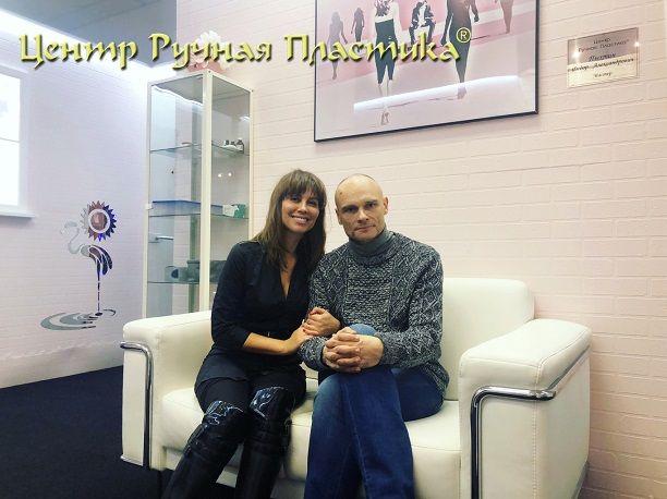Юрий Волынкин Фото - руководитель центра Ручная пластика