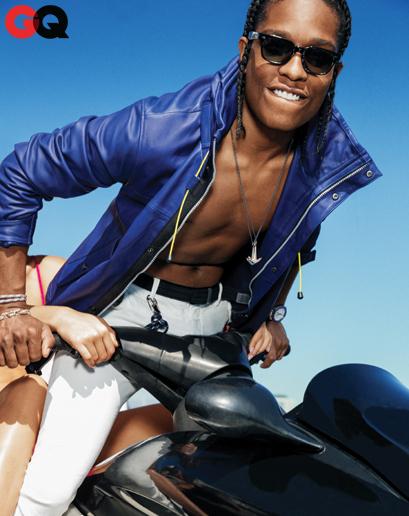 ASAP Rocky Photo (Раким Майерс Фото) американский рэпер / Страница - 3
