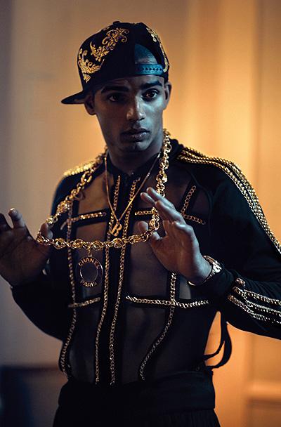 Brahim Zaibat Photo (Брахим Заибат Фото) танцор, бой-френд Мадонны / Страница - 1