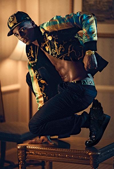 Brahim Zaibat Photo (Брахим Заибат Фото) танцор, бой-френд Мадонны / Страница - 3