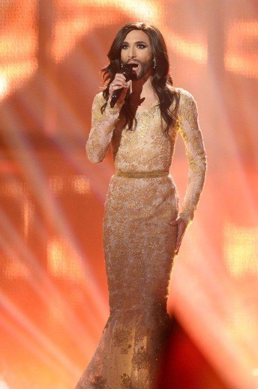 Кончита Вурст стала победительницей конкурса Евровидение 2014