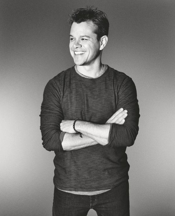 Голливудский актер Мэтт Деймон снялся для журнала Esquire Matt Damon Photo (Мэтт Деймон Фото) голливудский американский актер / Страница - 2