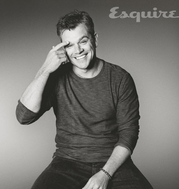 Голливудский актер Мэтт Деймон снялся для журнала Esquire Matt Damon Photo (Мэтт Деймон Фото) голливудский американский актер / Страница - 5