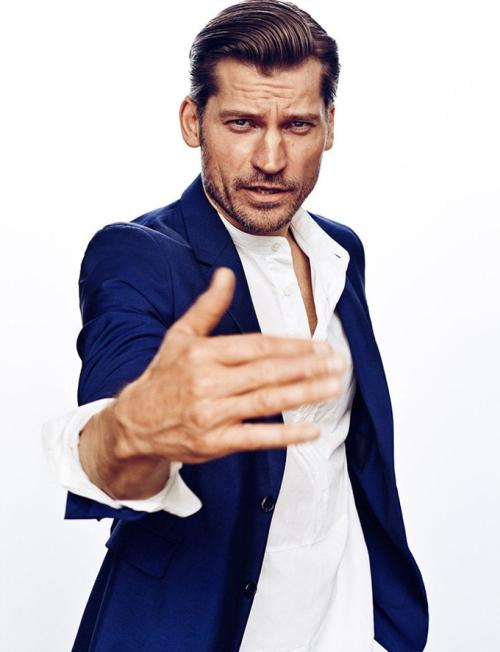 Nikolaj Coster-Waldau (Николай Костер-Вальдау) датский актер, Джейме Ланнистер из сериала Игра престолов / Страница - 2