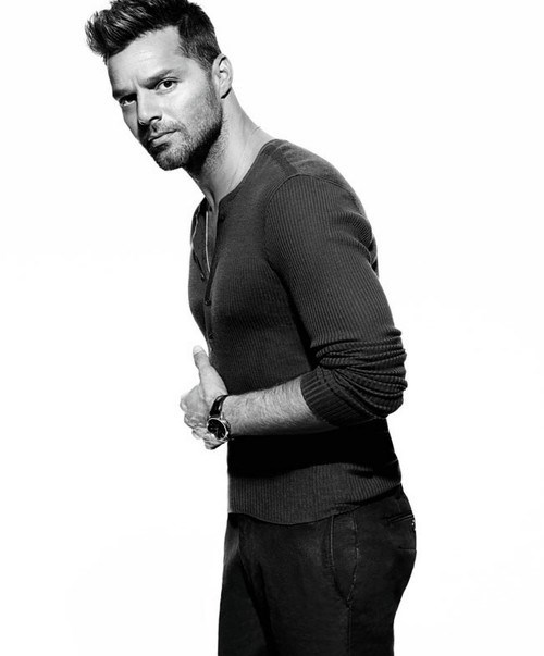 Ricky Martin Photo (Рики Мартин Фото) зарубежный певец