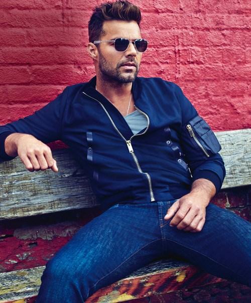 Ricky Martin Photo (Рики Мартин Фото) зарубежный певец / Страница - 2