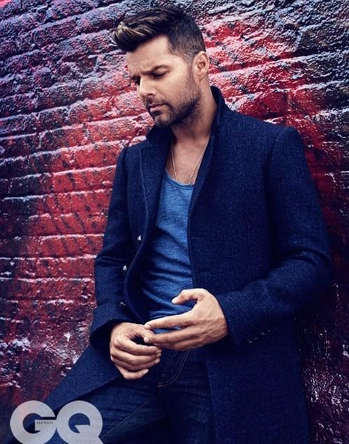 Ricky Martin Photo (Рики Мартин Фото) зарубежный певец / Страница - 3